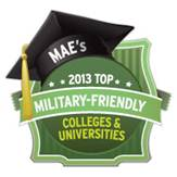 2013 Military-Friendly Colleges & Universities